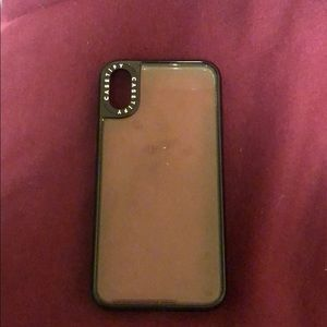 casetify iphone x/xs case